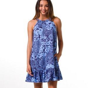 Tori Richard Easy Does It Tamara Dress S